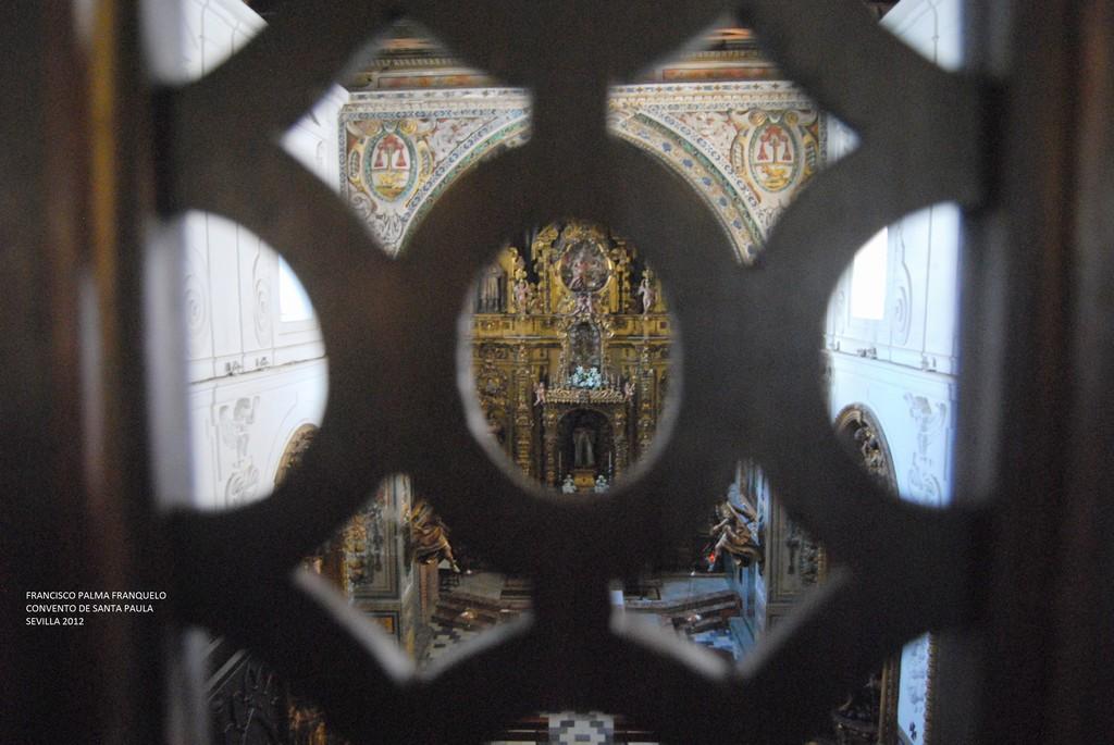 Sevilla. Convento de Santa Paula (12)