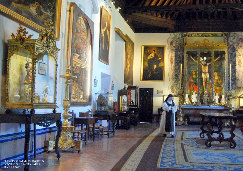 Sevilla. Convento de Santa Paula (14)