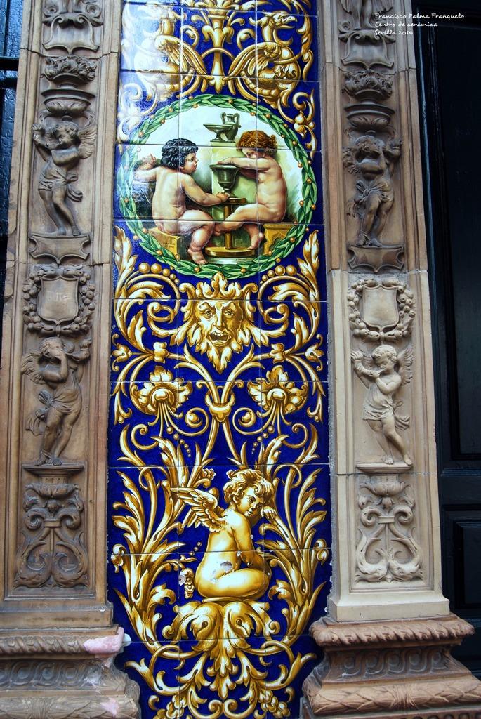 Sevilla. Centro de cerámica (2)