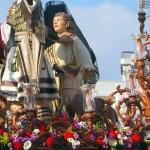 Sevilla 2014. Jesus por el puente del Cedron (10)
