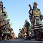Sevilla 2014. Jesus por el puente del Cedron (13)