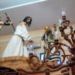 Sevilla 2014. Jesus por el puente del Cedron (2)