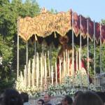Sevilla 2014. Jesus por el puente del Cedron (29)