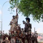 Sevilla 2014. Jesus por el puente del Cedron (8)