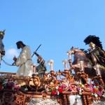 Sevilla 2014. Jesus por el puente del Cedron (9)