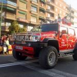 Sevilla 2015. Cabalgata Reyes Magos (3)