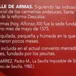 Sevilla 2015. Santa Teresa de Jesús (8)