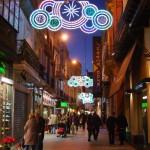 Sevilla Navidad. Alumbrado (2)