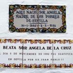 Sevilla. Casa de Sor Angela de la Cruz (1)