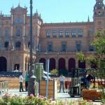 Sevilla 29-5-2014. Para recibir a la Macarena (1)