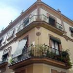 Sevilla, De Plza. Pilatos a Plza. Virgen de los Reyes (22)