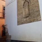 Sevilla, De Plza. Pilatos a Plza. Virgen de los Reyes (26)