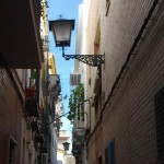 Sevilla. Antigua Juderia (De Plza. Zurradores a Igl. Santiago) (18)