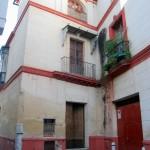 Sevilla. Antigua Juderia (De Plza. Zurradores a Igl. Santiago) (2)
