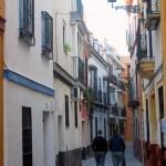 Sevilla. Antigua Juderia (De Plza. Zurradores a Igl. Santiago) (6)