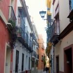 Sevilla. Antigua Juderia (De Plza. Zurradores a Igl. Santiago) (9)